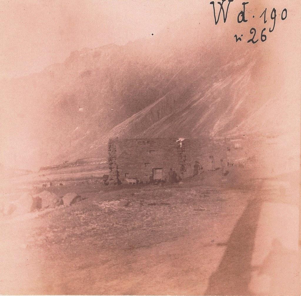 12. Военно-Грузинская дорога. По возвращении из Тифлиса, вид после прохождения Сиона до прибытия в Гори
