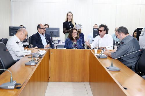 4ª Reunião Ordinária - Comissão de Direitos Humanos e Defesa do Consumidor