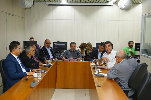 Oitivas para ouvir o ex-Procurador-Geral do Município de Belo Horizonte, Marco Antônio de Rezende Teixeira - Comissão Parlamentar de Inquérito