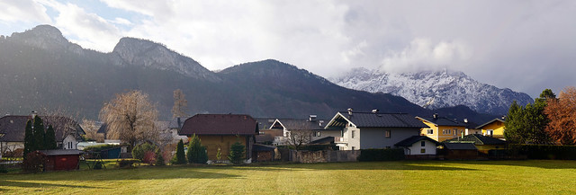 Spring Summer Autumn and Winter...Oberalm_Austria
