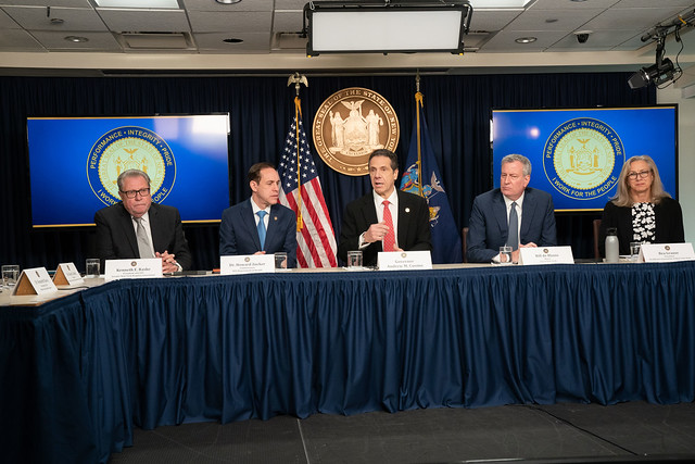 At Novel Coronavirus Briefing, Governor Cuomo Announces State is Partnering with Hospitals to Expand Novel Coronavirus Testing Capacity in New York