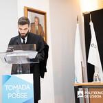 Sex, 28/02/2020 - 19:27 - O Politécnico de Lisboa acolheu a tomada de posse dos novos órgãos sociais da Federação Nacional de Associações de Estudantes do Ensino Superior Politécnico, no dia 28 de fevereiro de 2020.