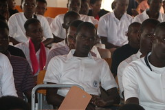 Outreach Visit Of National AERG To UNILAK Nyanza University And Secondary Schools In Nyanza District On 1st March , 2020
