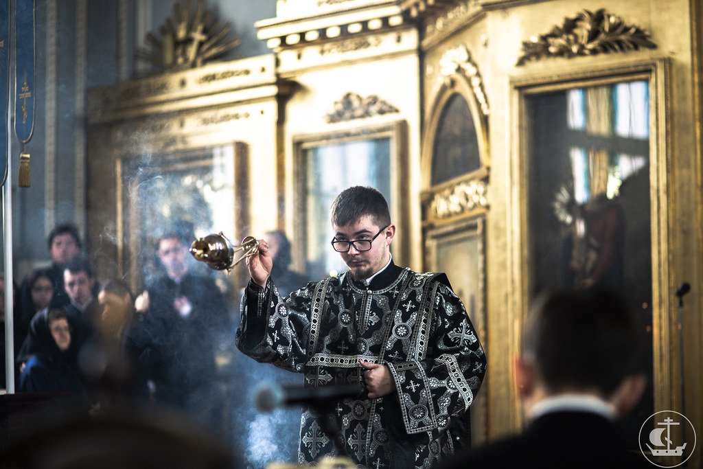 2 марта 2020, Понедельник Первой седмицы Великого поста / 2 March 2020, Monday of the 1st Week of Great Lent