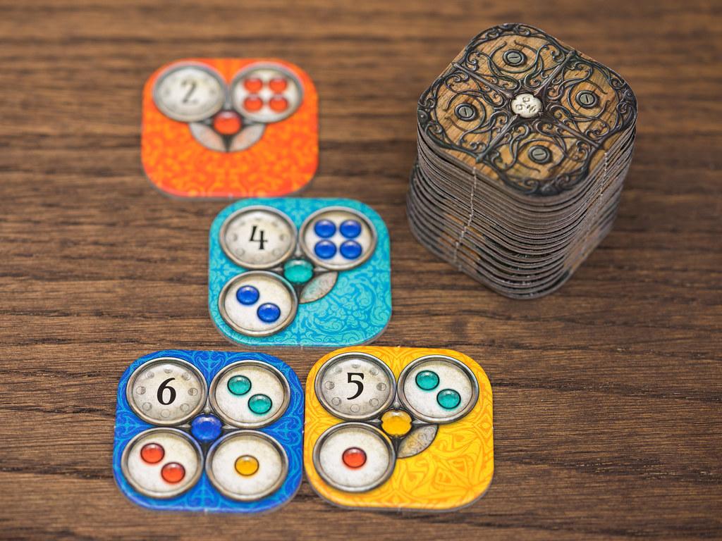 nova luna rosenberg juego boardgame