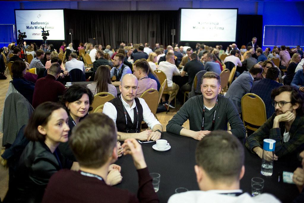 Ta część programu todlaniektórych najlepszy element konferencji.