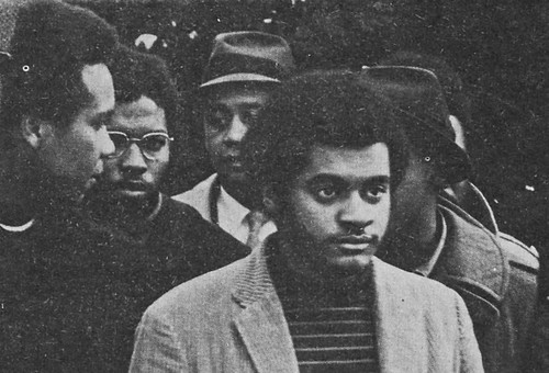1970: Williams '71 and Miller '73 arrive at the president's house