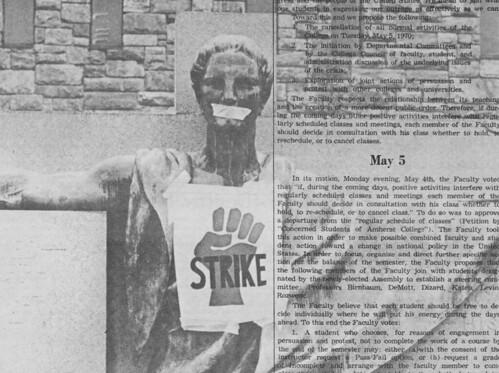 1970: Student Strike