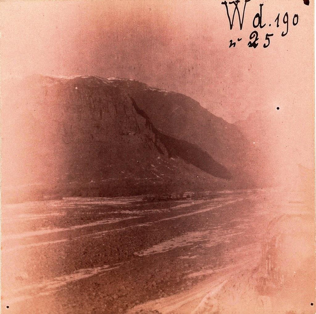 11. Военно-Грузинская дорога. По возвращении из Тифлиса, вид после прохождения Сиона до прибытия в