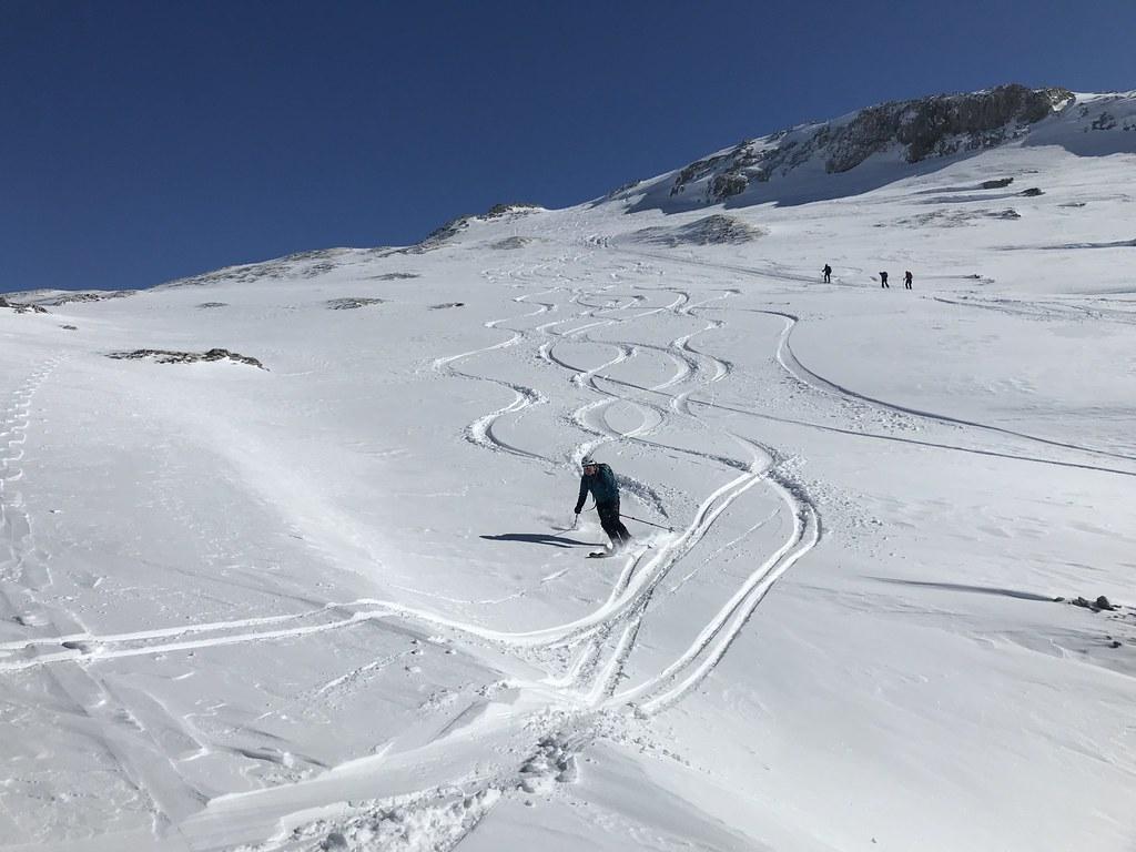 Skitour Silberen März 20'