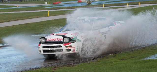 Toyota Celica GT4 - Grist