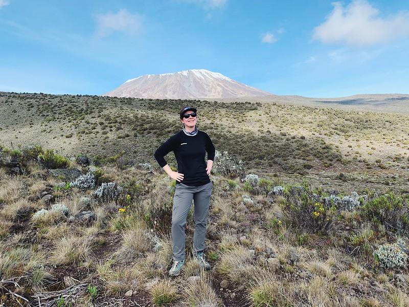 Kilimanjaro varusteet pakkaaminen
