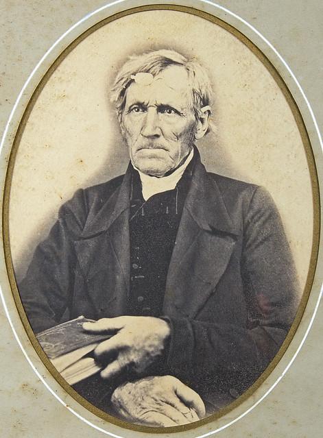 Portrait of Rev. Erastus Scranton
