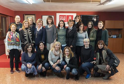 Presentación de la asociación feminista