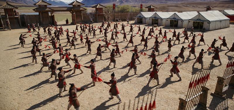 Escenarios Mulán