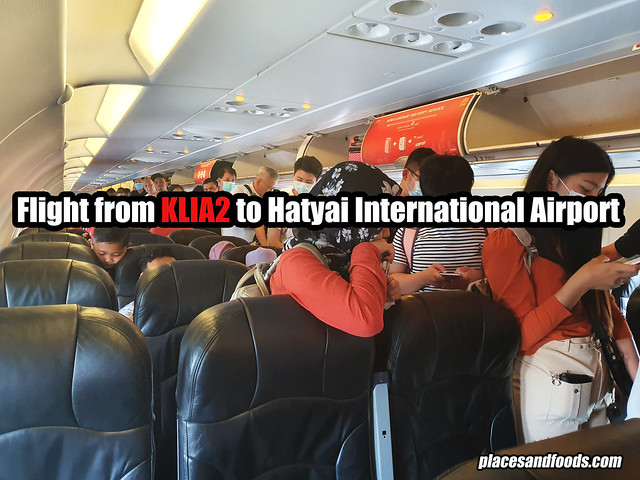 airasia flight to hatyai