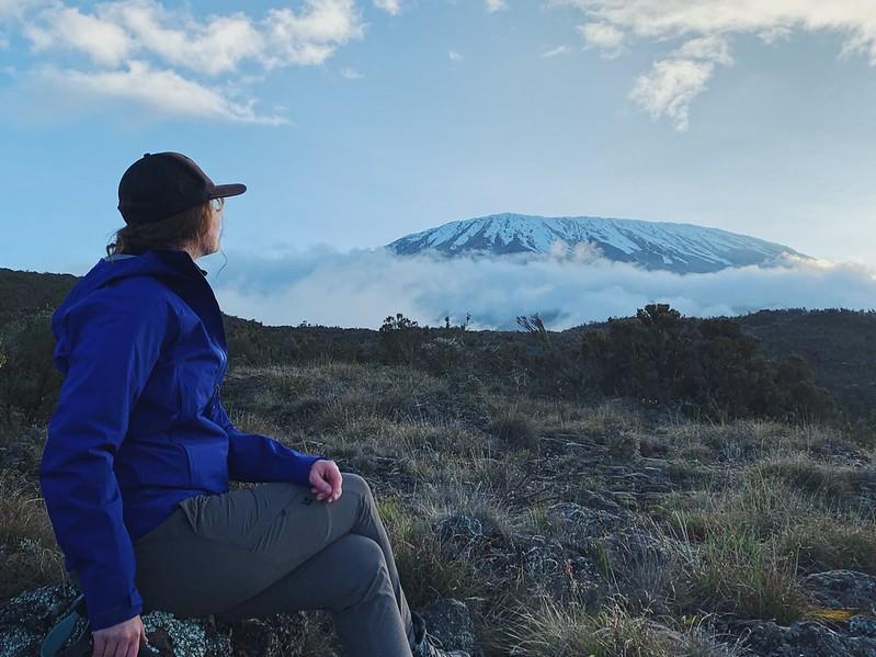 Kilimanjaro Rongai kiipeäminen