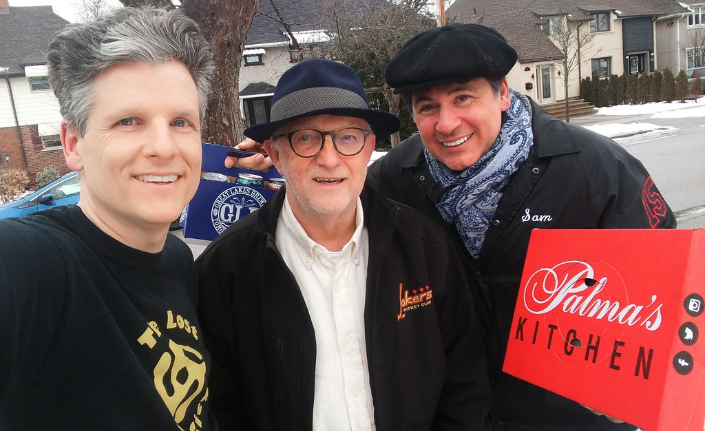 Sam Gross, Banjo Dunc and Me
