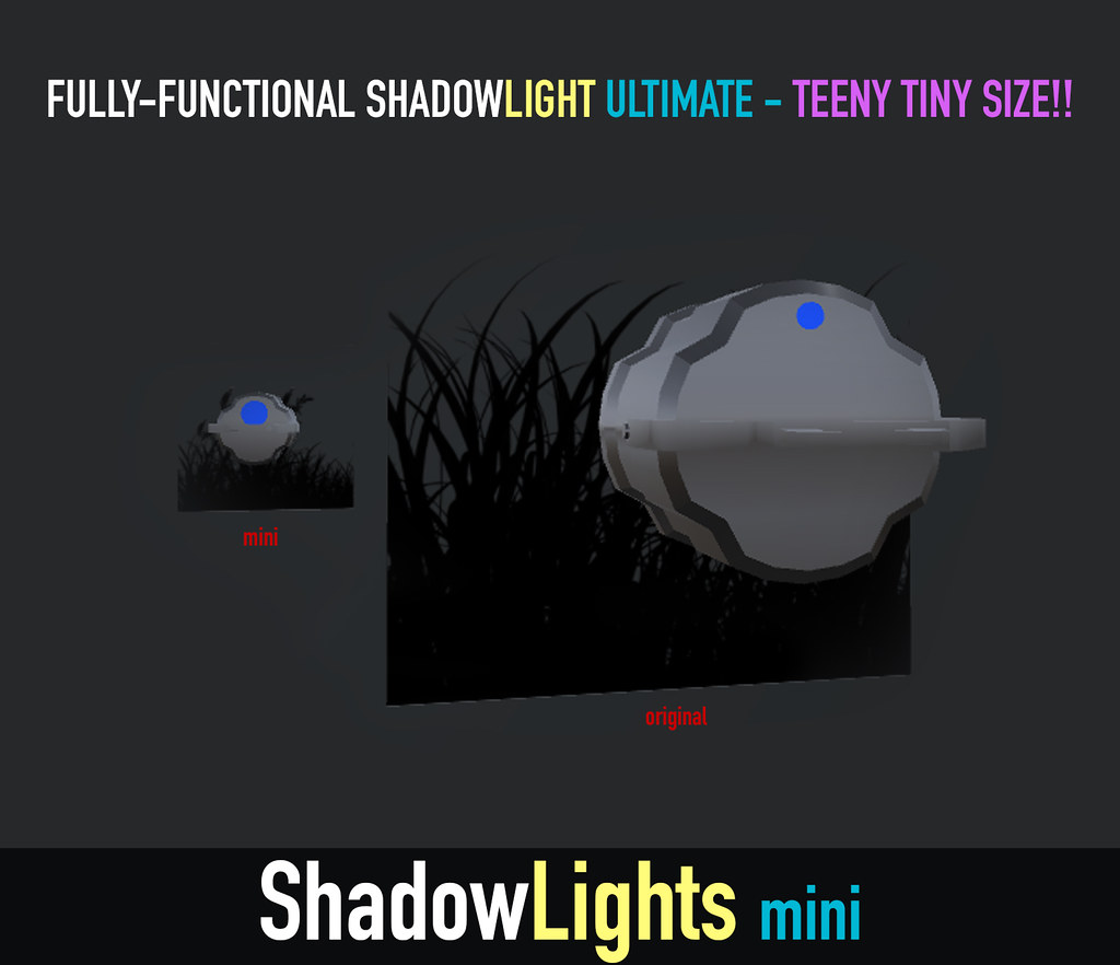 ShadowLights Mini !!!