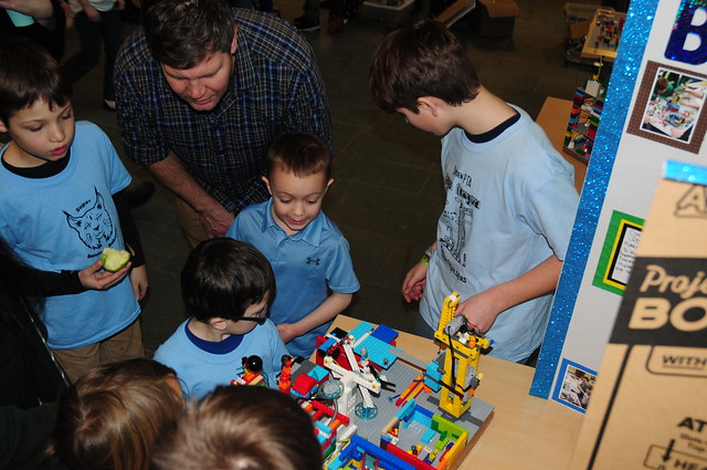 2020 CNF Boomtown Lego Expo