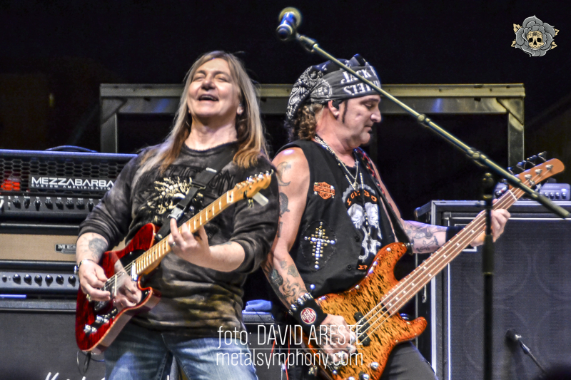 Y&T se lleva las previas del Monsters of Rock Cruise 2020