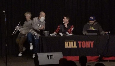 KILL TONY #439 - SWANSEA