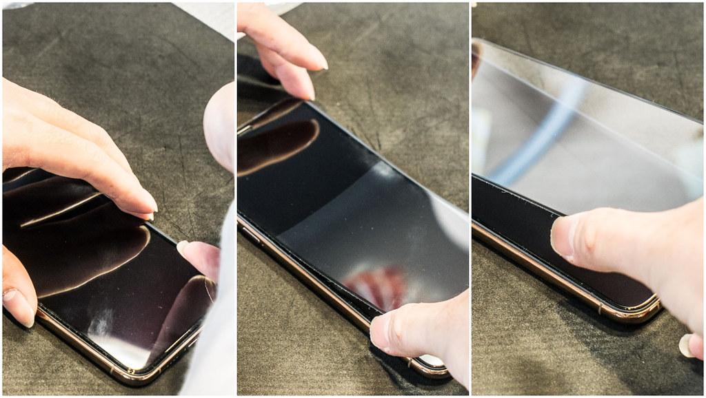 傳統手機保護貼