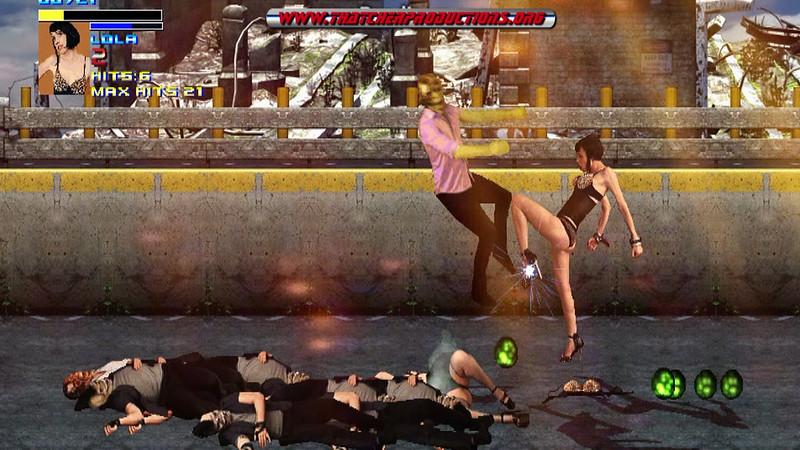 Badass Babes - Beat Em Up