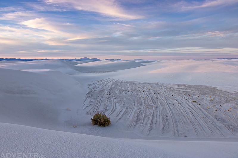 Evening Sand Dunes
