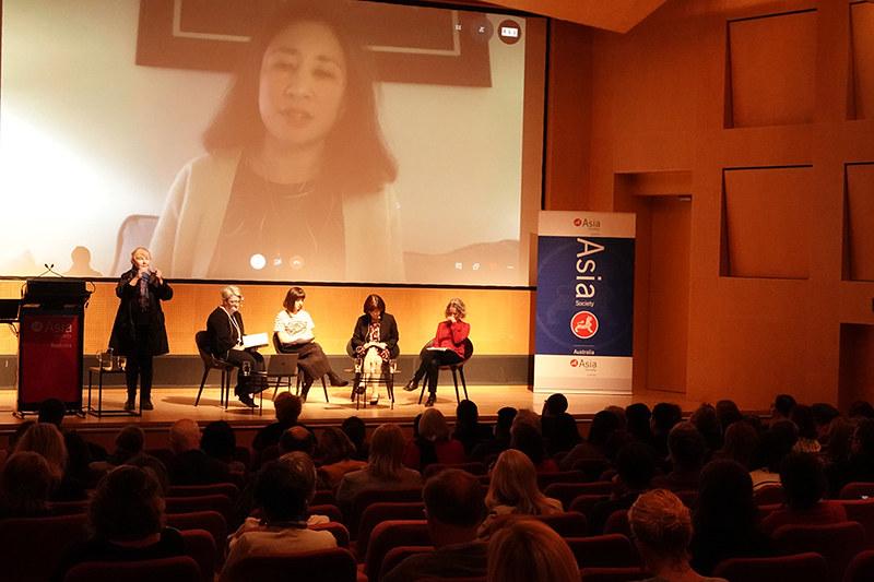 Asia Society at NGV | Womenomics in Japan | 2 March 2020