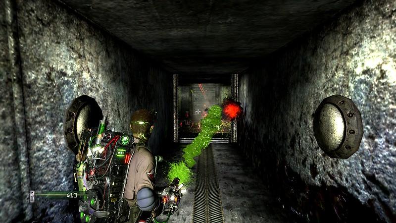 घोस्टबस्टर्स वीडियो गेम