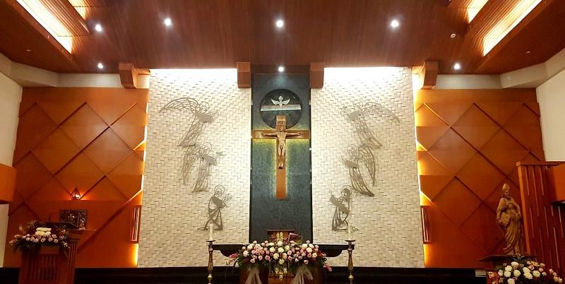 Misa Rabu Abu 26 Februari 2020