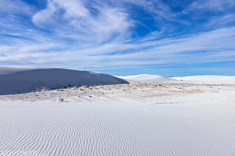 White Sand Ripples