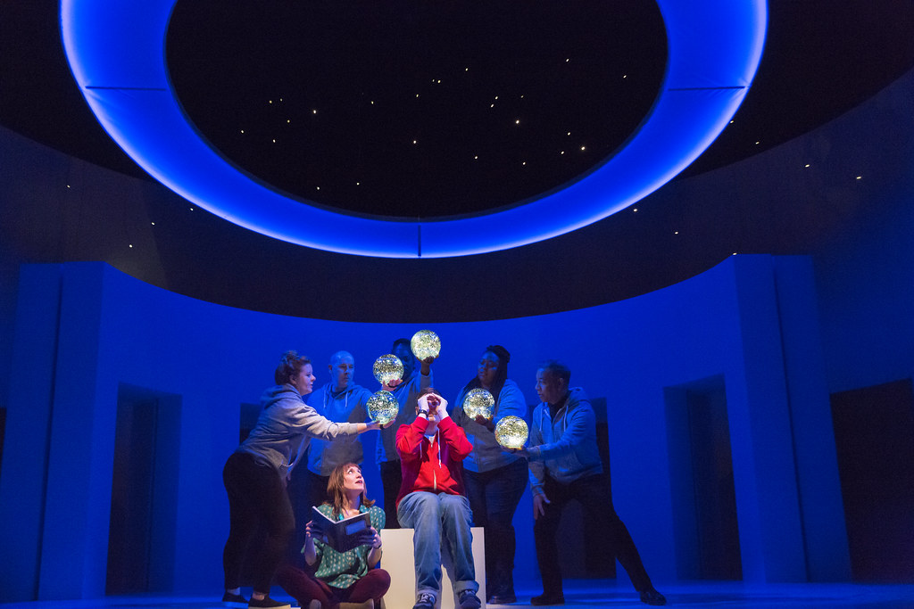 The Curious Incident of the Dog in the Night-Time Photo