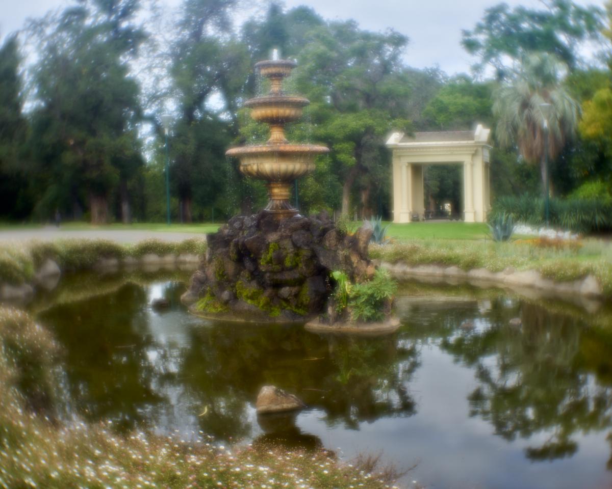 2020 Fitzroy Gardens