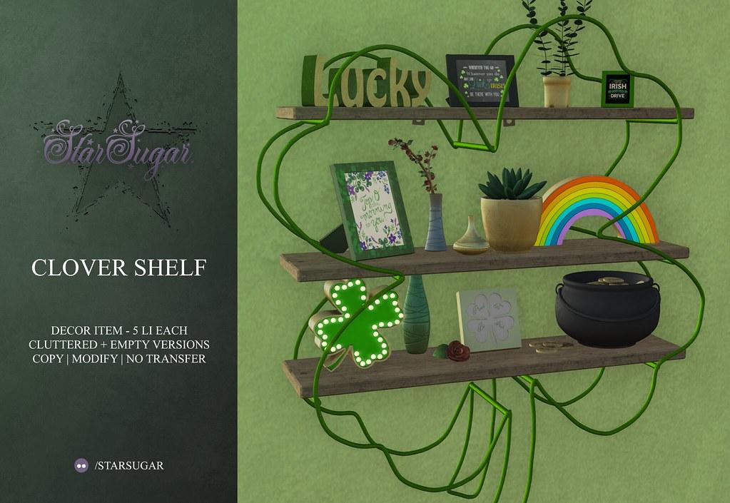 Clover Shelf