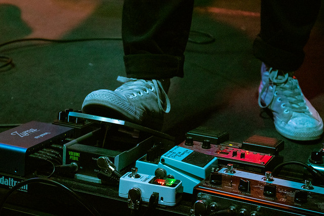 Geared Up: What We Lost's Lorenzo Di Girolamo on His Strymon Blue Sky Pedal