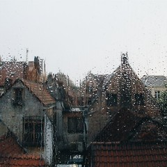 pioggia Malinconia