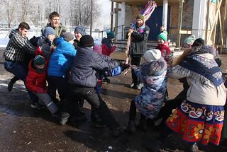 01.03.2020 | Праздник Масленицы в Демянске