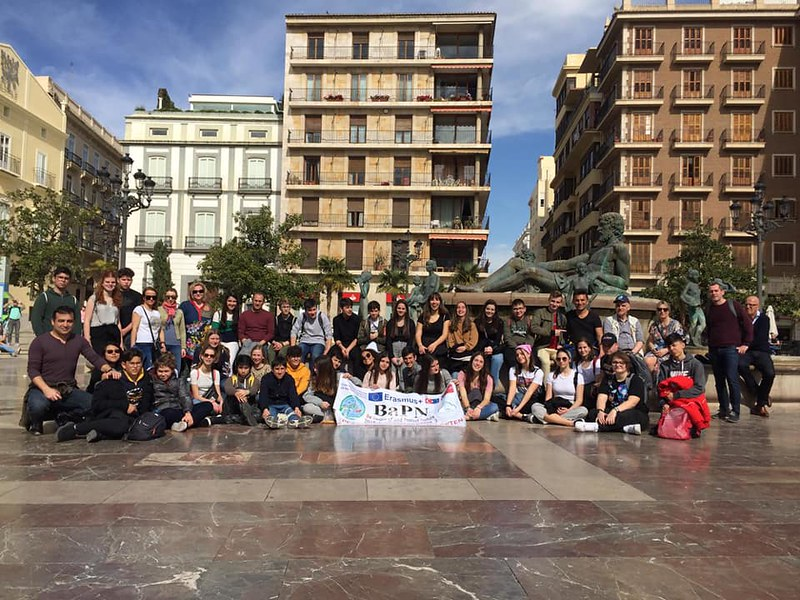 Erasmus+ (BaPN): LTTA en Benetússer