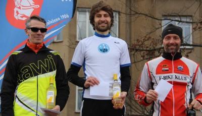 Iscarex Cup pokračuje Deseti jarními kilometry, úvod patřil Krunkovi