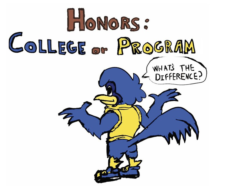 Editorial: The Honors College is first place in theory, just an honorable mention in practice