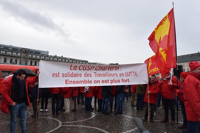 Liège, lundi 03 mars 2020