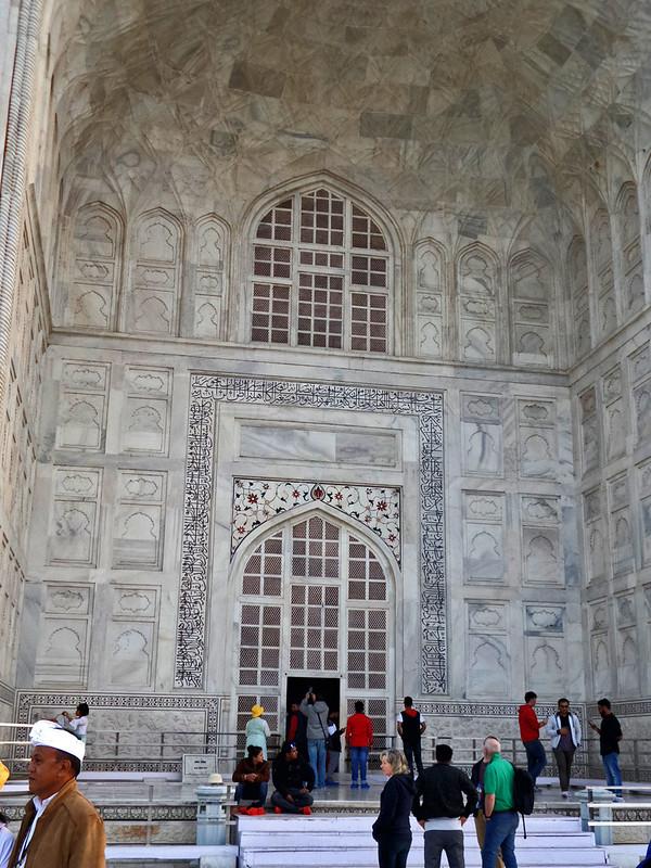 Pishtaq Taj Mahal