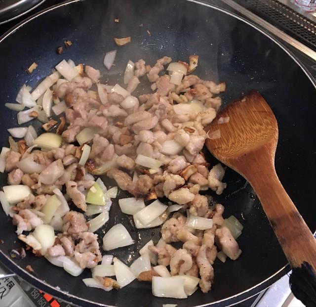 チキンライスを作る!