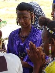 Las mujeres en el Gerewol. Chad