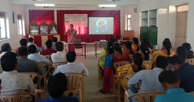 Five Day Training Programme for Inclusive Education Teachers, Andhra Pradesh (Samagra Siksha)