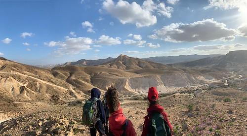 Neshama 28 - Israel, March 1-3, Desert Experience
