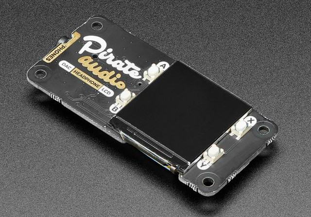 Pimoroni Pirate Audio