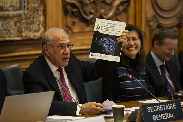 20.02 OECD-IIASA Strategic Partnership: Third Task Force meeting